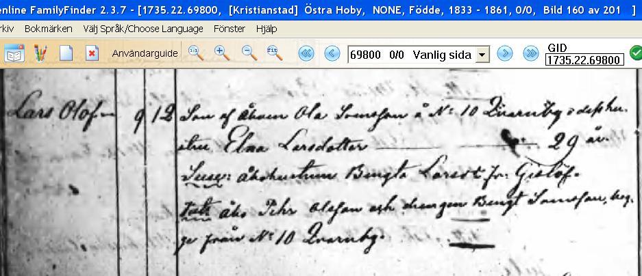 Pinntuvevgen 14 Skne ln, Borrby - patient-survey.net