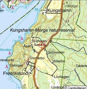 naturreservat uppsala karta Äldre inlägg (arkiv) till 21 januari, 2008 | Anbytarforum naturreservat uppsala karta