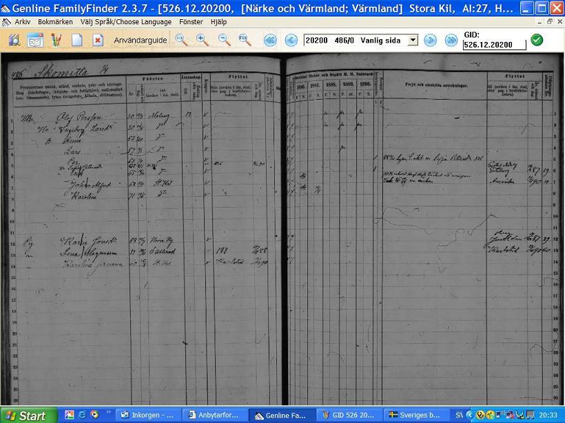 ldre inlgg (arkiv) till 2003-12-07 | Anbytarforum