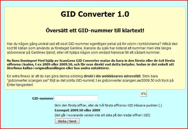 gidconverter